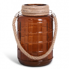 Senza glass jar large - Topgiving