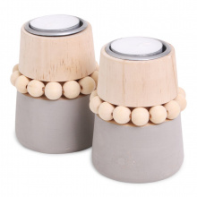 Senza beads candle holder /2 - Topgiving