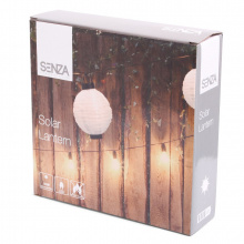 Senza solar led lantern circle - Topgiving