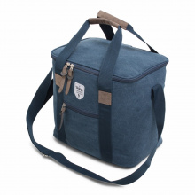 Vintage canvas coolerbag - Premiumgids