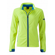 Ladies' sports softshell jacket - Premiumgids