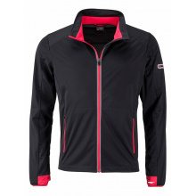 Men's sports softshell jacket - Premiumgids