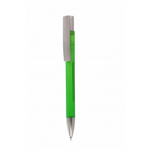 Ritter stratos transparent satin balpen - Topgiving