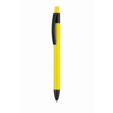 Ritter capri-soft yellow balpen - Topgiving
