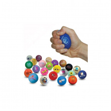 70mm stressbal - premium - Topgiving