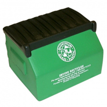 Anti-stress recycling container - Topgiving