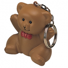 Anti-stress teddy beer sleutelhanger - Premiumgids