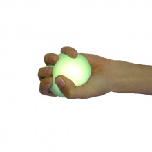 Glow in the dark stressbal - Topgiving