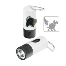 Zaklamp en dispenser, 1 led (wit) - Premiumgids