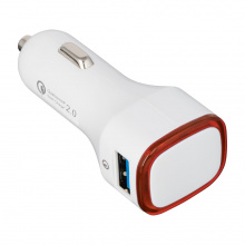 Usb car charger quickcharge 2.0 - Topgiving
