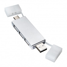Mini usb-hub - Topgiving