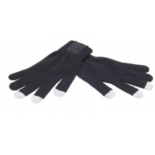 Touchscreen gloves met label - Topgiving