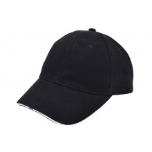 Heavy brushed cap met ledverlichting - Topgiving