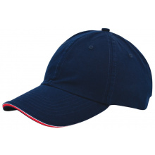 Duo colour sandwich cap - Topgiving