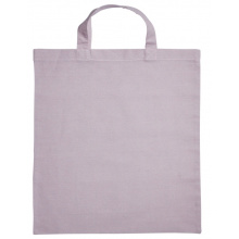 Cotton bag kort hengsel - Premiumgids