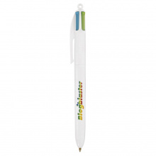 Bic® 4 colours fashion britepix™ balpen - Premiumgids