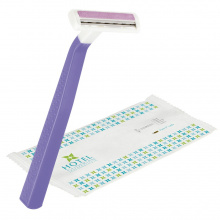 Bic® comfort 2 lady in personalized flow pack - Premiumgids