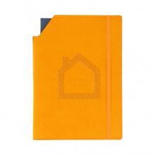 Bic® notebooks dual a5 debossing / hot stamping - Premiumgids