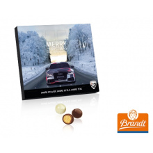 Xs adventskalender - Topgiving