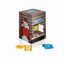 Tower adventskalender ritter sport - Topgiving