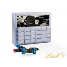 Exquisit adventskalender lindt - Topgiving
