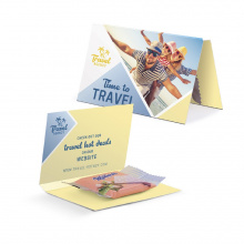Promotion card manner single - Topgiving