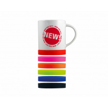 Colourcoat silicon base mug - Topgiving