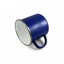Enamel colourfill mug - Topgiving