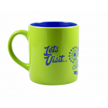 Dinky durham inner & outer colourcoat mug - Topgiving
