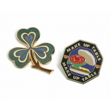 Hard enamel badge - Premiumgids