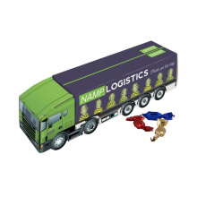 Truck metallic sweets - Topgiving
