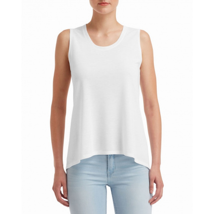 Anvil top freedom sleeveless tee for her - Premiumgids