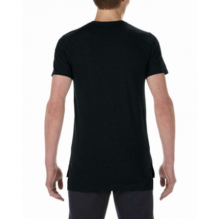 Anvil t-shirt long & lean lightweight ss for him - Topgiving