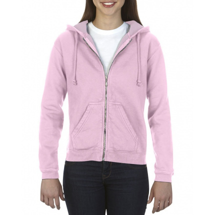 Comcol sweater hooded full zip for her - Premiumgids