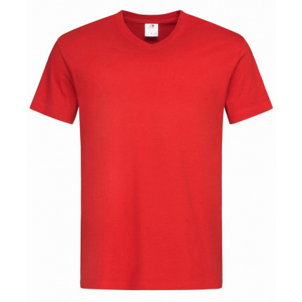 Stedman t-shirt v-neck classic-t ss for him - Topgiving