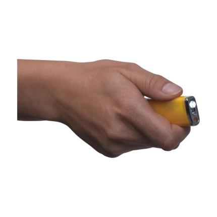 ae4941d81f4 Led-lighter aansteker (geel) bedrukken | Premiumgids.nl