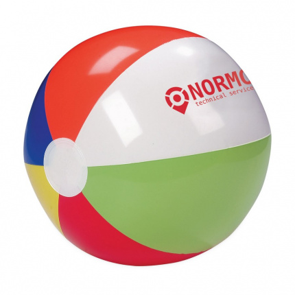 Beachball Ø 24 cm strandbal - Topgiving