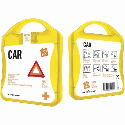 1c044cd34f0 Mykit auto set (geel) bedrukken | Topgiving.nl