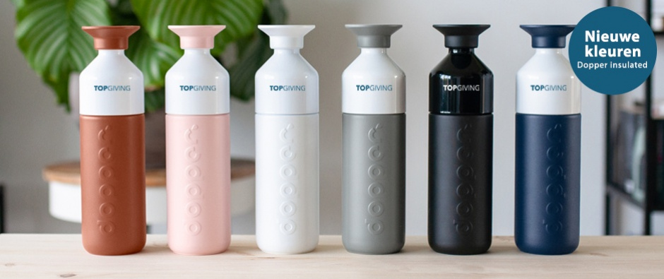 Dopper Insulated bedrukken. - Topgiving